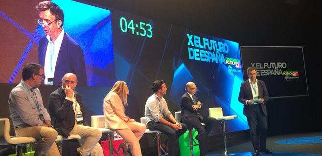 Miquel Vidal lanza críticas al Estado federal en la Conferencia Política del PP
