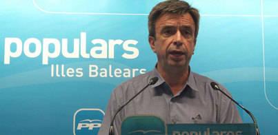 El PP balear aboga por una pacto entre fuerzas mayoritarias tras la investidura fallida de Sánchez