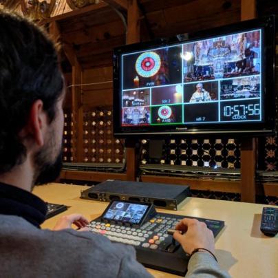 Canal 4 retransmitirá las misas de Semana Santa que IB3 sólo da por streaming