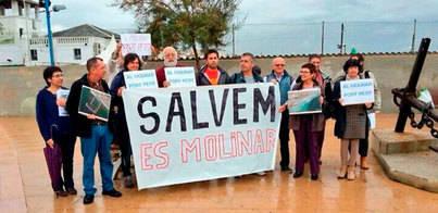 'Al Molinar, port petit' celebra la decisión de Autoritat Portuària