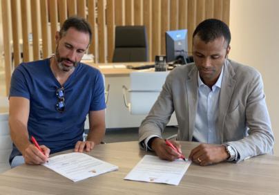 El Mallorca renueva a Moreno hasta 2022