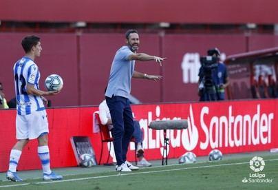 """Moreno: """"Jugamos contra un equipo de Champions y la ilusión es ganarle"""""""