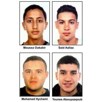La policía busca a los tres implicados en los atentados en Ripoll y Ribes del Freser