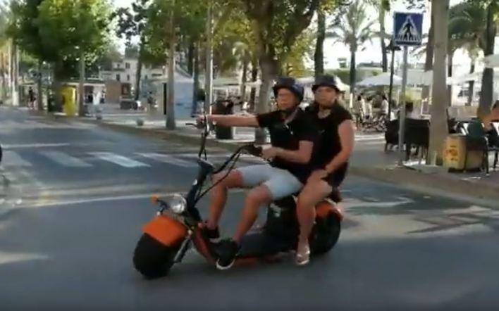 Empresas de motos eléctricas del Arenal venden su flota asfixiadas por el control policial