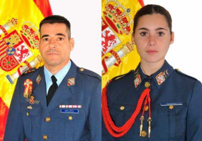 Dos muertos al estrellarse una aeronave del Ejército en el Mar Menor
