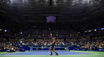 Nadal supera su primera prueba del US Open