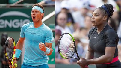 Nadal y Serena Williams serán las grandes estrellas en la Noche de Apertura del US Open