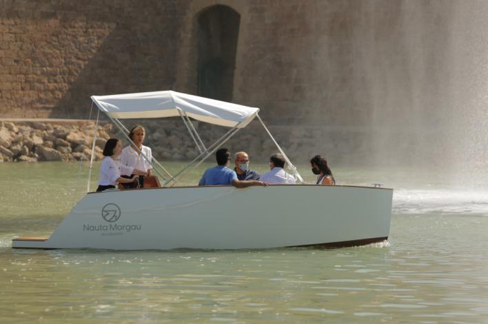 Nace 'Nauta Morgau', marca balear pionera en la producción de barcos eléctricos y sostenibles