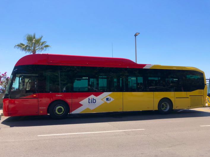 La nueva tarjeta del TIB sumará puntos que se transformarán en dinero para futuros trayectos