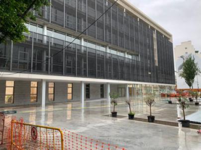 Los nuevos juzgados de Ibiza no abrirán hasta finales de este año