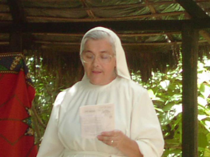 Una religiosa de Mallorca Missionera relata la tragedia del ciclón en Mozambique