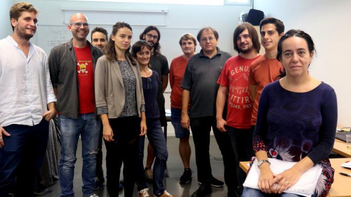 La UIB retoma la búsqueda de ondas gravitacionales