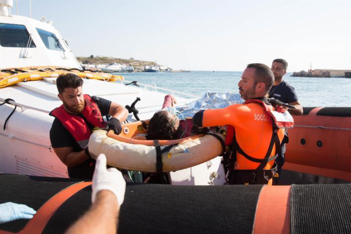 Los migrantes del Open Arms serán reubicados en España y otros cuatro países europeos