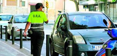 Despedidos la encargada y dos inspectores de la ORA en Palma