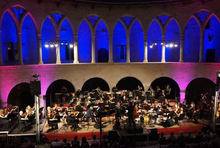El quinto concierto del Festival de Bellver contará con María Mudryak y Amartuvshin Enkbath