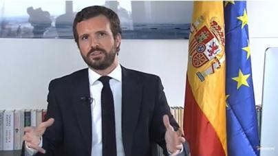 Pablo Casado participará en la XI Escuela de Verano de NNGG Balears