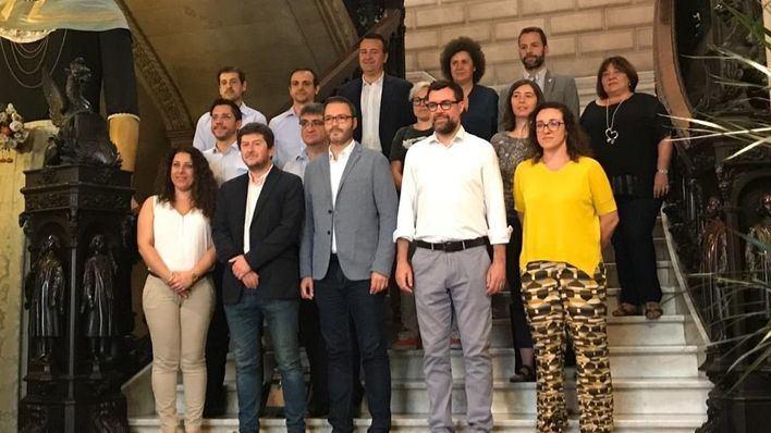 El PP dice que Hila no reconoce la labor de la Policía en Cataluña porque 'está en manos de sus socios'