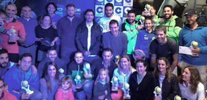 Guillem Julià y Arnau Losada ganan el IV Torneo Cope Indoor