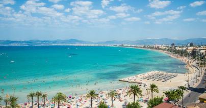 Palma Beach abandera la apertura de la temporada turística en Mallorca