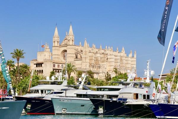La 36ª edición del Palma Boat Show apuesta por la sostenibilidad
