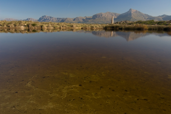El Parque Natural de la Península de Llevant multiplicará por diez su superficie protegida