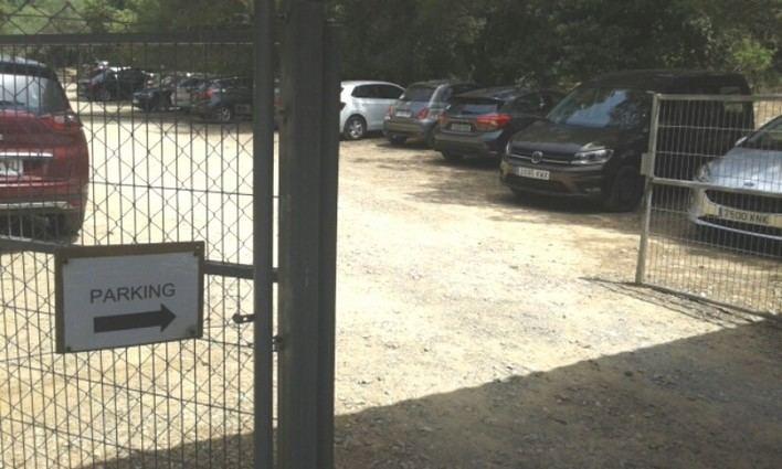 El GOB alerta de un aparcamiento de pago en la zona protegida de Formentor