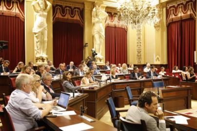 Vídeo de la intervención de los partidos en la sesión de investidura de Armengol