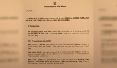 El Parlament tiene plazo hasta el 8 de julio para votar al nuevo president