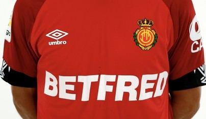 Betfred se convierte en el nuevo patrocinador oficial del RCD Mallorca