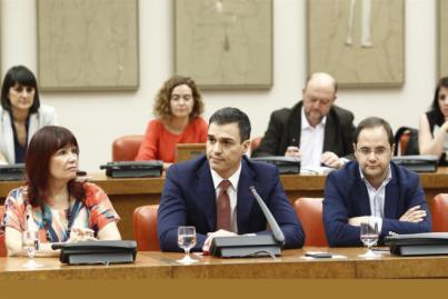 El Congreso de los diputados rechaza la investidura de Sánchez