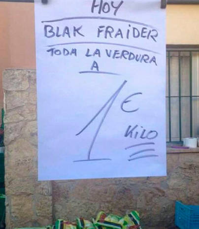 El Black Friday aterriza en Pere Garau