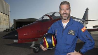 Muere el piloto de un avión militar tras estrellarse en La Manga, Murcia