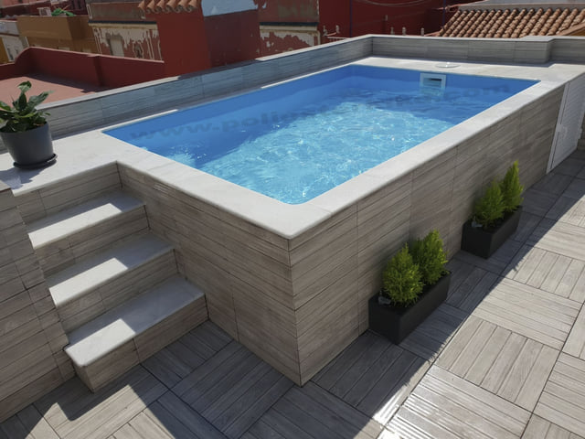 La cruzada de Cort contra el alquiler vacacional imposibilita nuevas piscinas en azoteas