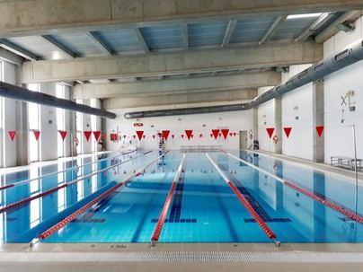 Cierran la piscina de Marga Crespí en Son Ferriol hasta el 22 de abril