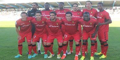 Dos jugadores del Mallorca, acosados en el Passeig Marítim