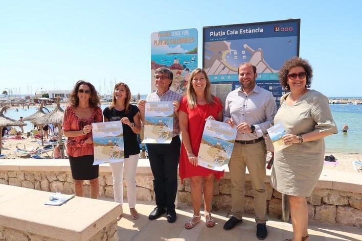 Binissafúller, Cala Deià, la Colonia de Sant Pere y Cala Millor se suman a la red 'Playas sin Humo'