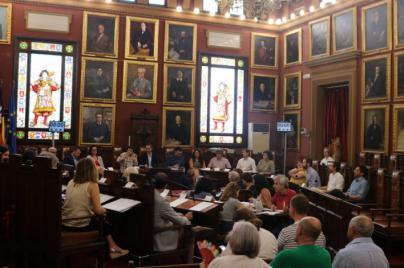 Ciudadanos critica que los nuevos cargos de gestión en Cort no tienen experiencia