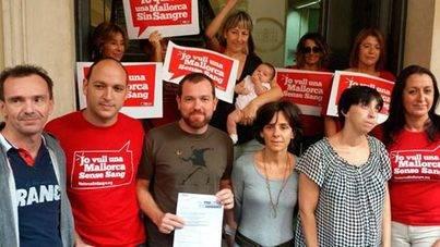 PSIB, Més y Podem fijan en marzo la prohibición de los toros en Balears