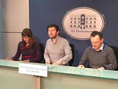 Guerra entre candidaturas de Podem en plena semana de primarias en las islas