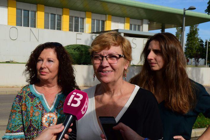Unidas Podemos: 'No podemos permitir que PP-PSOE pasen las tijeras a la sanidad'