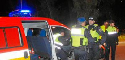 Dos personas detenidas en Magaluf en posesión de 26 gramos de cocaína