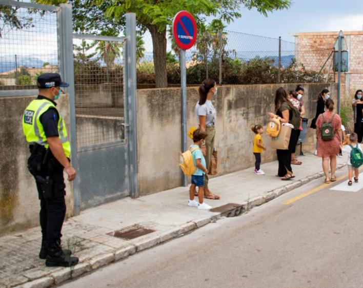 Marratxí crea la figura del policía local dedicado a atender a las escuelas y las incidencias del Covid19