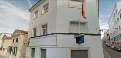 Detenido un británico por pegar un puñetazo a su mujer en Menorca
