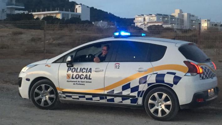 Detenido tras robar 500 euros de un local de Sant Antoni