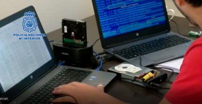 Usaban tarjetas hackeadas para introducir irregulamente a colombianos