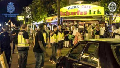 La Policía investiga la muerte violenta de un segundo indigente en Palma