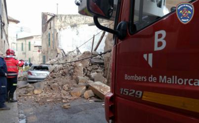 Un hombre de 91 años muere en el incendio de su vivienda en Porreres