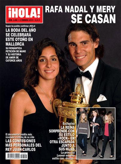 Rafa Nadal y Xisca Perelló se casan en Mallorca este otoño