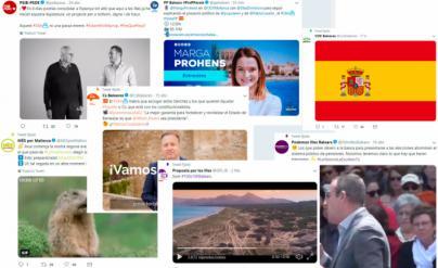La campaña en un clic; el papel de las redes y la mensajería instantánea