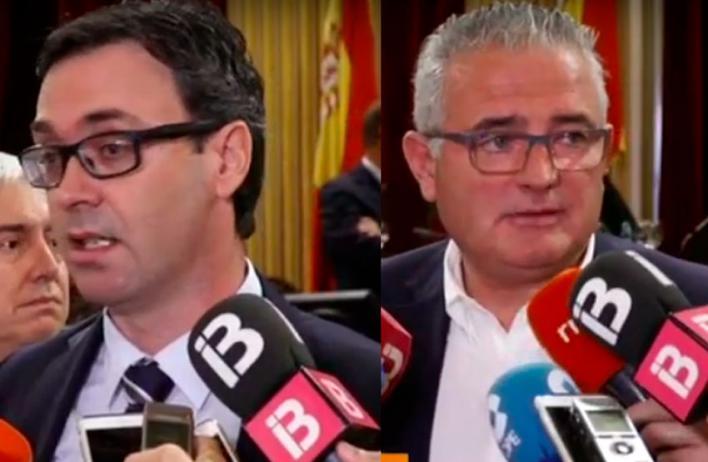 PP y PI critican la 'falta de concreción' de Armengol en su discurso